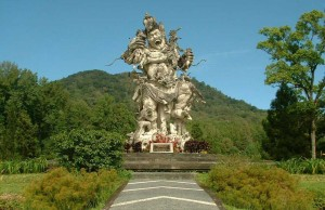 Bali-Bedugul-Botanical-Garden